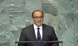 Foreign Minister Taïb Fassi Fihri of Morocco