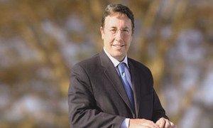 Achim Steiner, Directeur exécutif du Programme des Nations Unies pour l'environnement (PNUE).