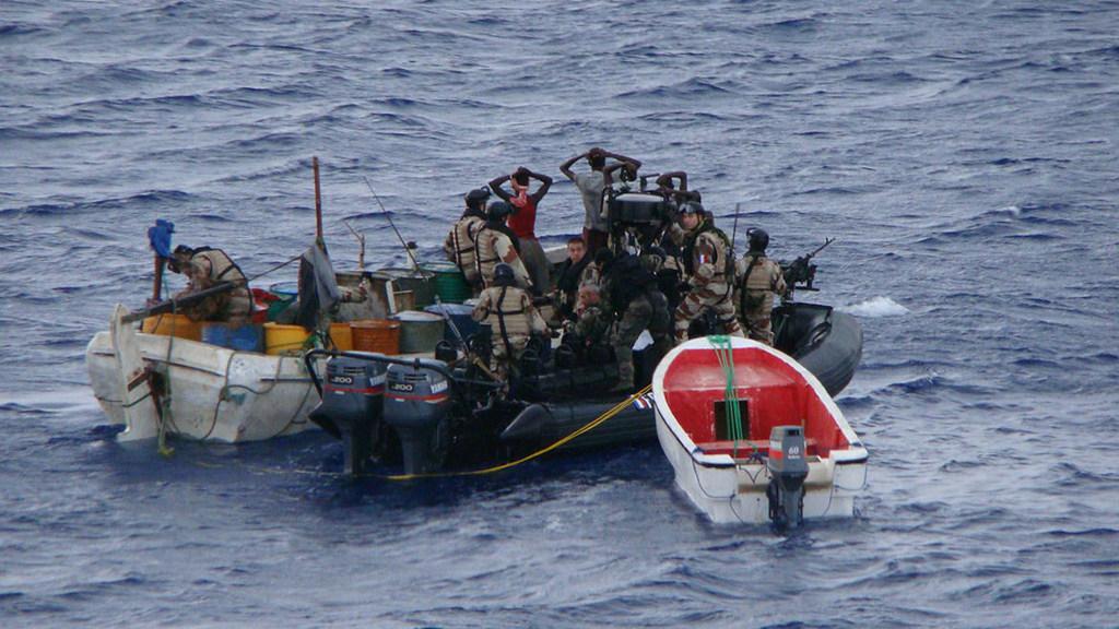 来自西非的几位外交官在联合国大会第66届会议一般性辩论中提出了几内亚湾的海盗问题。