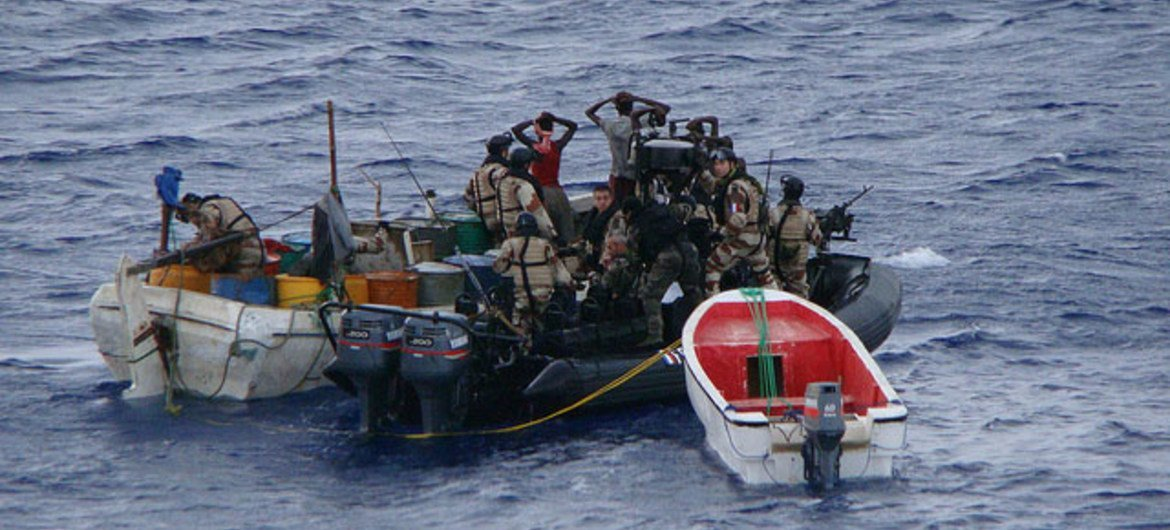 ban calls for integrated strategy against maritime piracy in gulf of
