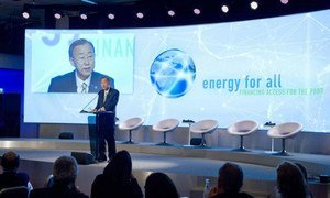 """Secretary-General Ban Ki-moon addresses """"Energy for All"""" Conference in Oslo, Norway"""