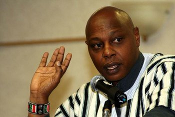 Maina Kiai, Special Rapporteur on the rights to freedom of peaceful assembly and of association.