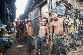Les conditions inhumaines dans les habitations informelles sont un scandale mondial, selon une experte de l'ONU