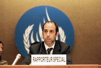 Томас Охеа Кинтана, Специальный докладчик ООН по правам человека в Корейской Народно-Демократической Республике