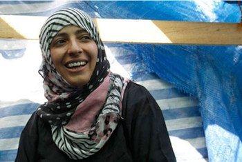Tawakkul Karman, 2011 Nobel Peace Laureate