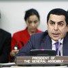 General Assembly President Nassir Abdulaziz Al-Nasser
