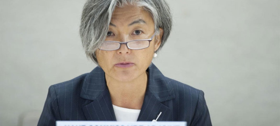 Kyung-Wha Kang Deputy High Commissioner for Human Rights