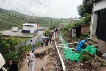 América Latina y el Caribe son pioneros en la cooperación regional para el manejo de emergencias, dijo OCHA. Foto: PNUD
