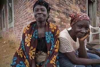 Des femmes au Libéria.