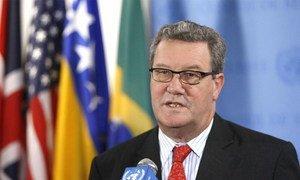 Alexander Downer, Conseiller spécial du Secrétaire général de l'ONU pour Chypre.