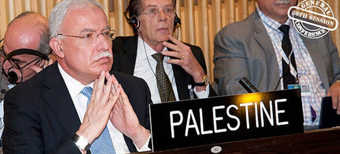 Palestine's entry will bring the number of UNESCO's Member States to 195.