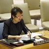 Assistant Secretary-General for Peacebuilding Support Judy Cheng-Hopkins