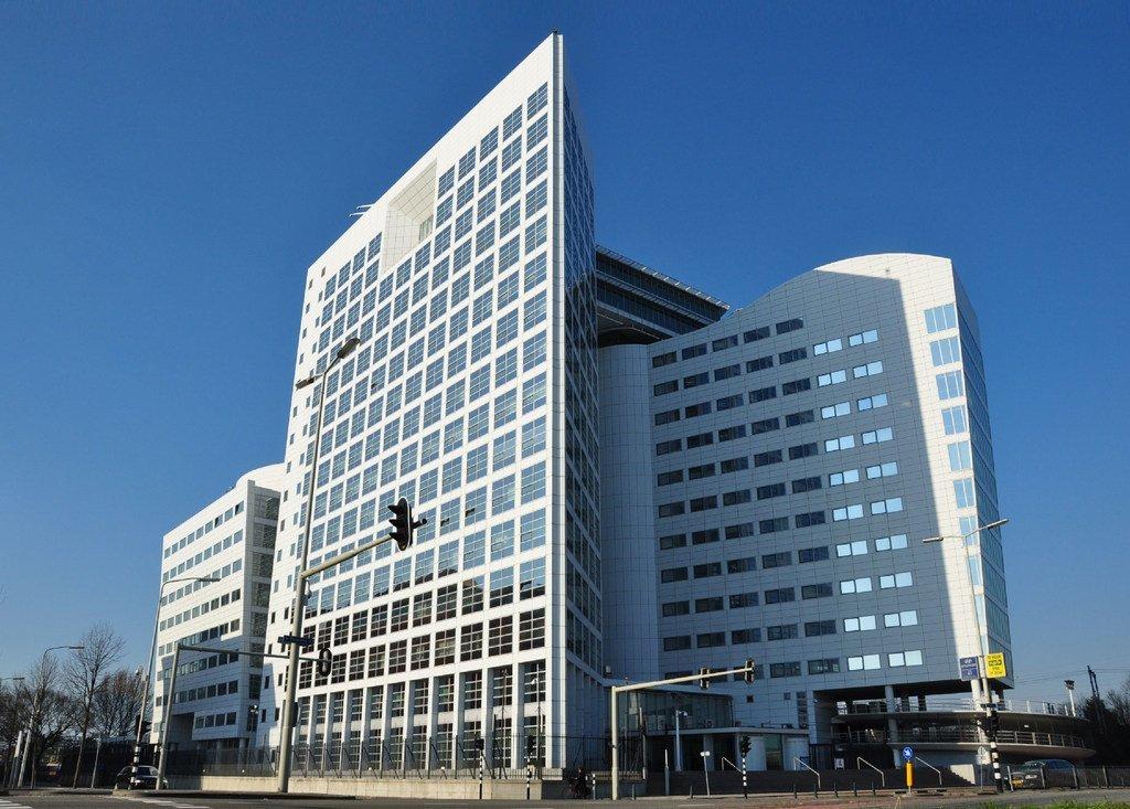 位于荷兰海牙的国际刑事法院总部。