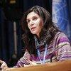 Faiza Patel, Président du Groupe de travail sur les mercenaires.