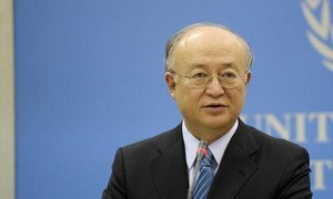 Director-General of the International Atomic Energy Agency Yukiya Amano.