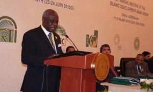IFAD President Kanayo F. Nwanze.