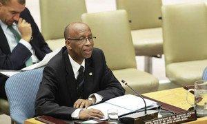 Special Representative Joseph Mutaboba.