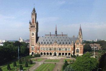 محكمة العدل الدولية لاهاي