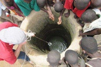 watoto wameathirika na sumu ya lead katika jimbo la Zamfara, Nigeria