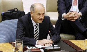 High Representative for Bosnia and Herzegovina Valentin Inzko.