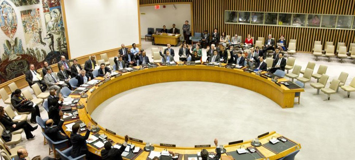 Security Council extends for one year the European Union mission in Bosnia and Herzegovina.