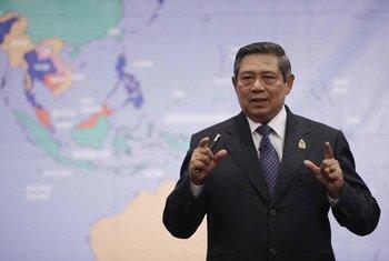 印尼总统苏西洛