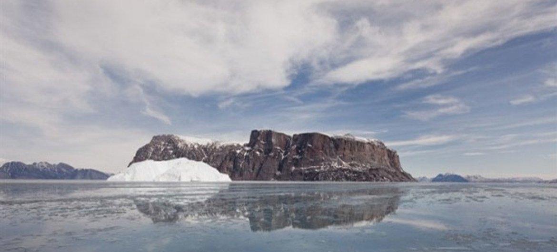 Les scientifiques étudient comment gérer les risques liés au climat. Photo PNUE