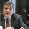 Ján Kubiš, representante especial de la ONU para Iraq.