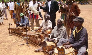 Cultural practices and expressions linked to the balafon of the Senufo communities of Mali, Burkina Faso. © DNPC (2006)
