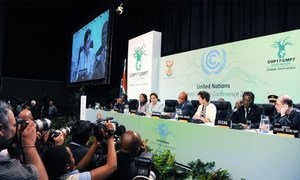 The United Nations Climate Change Conference, Durban 2011