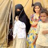 Child IDPs in al-Jawf, Yemen, pay the price for lack of access for aid workers to reach them with food aid.