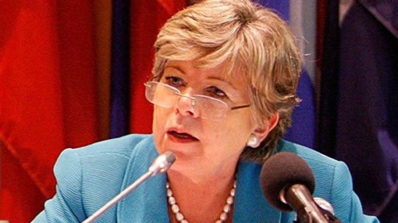 ECLAC Executive Secretary Alicia Bárcena