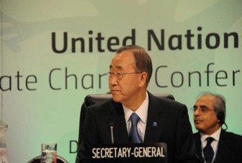 Secretary-General Ban Ki-moon