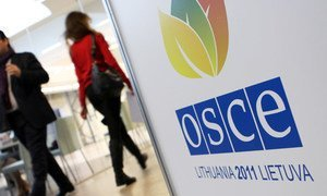 The 18th OSCE Ministerial Council in Vilnius is being held in the Lithuanian Exhibition and Congress Centre