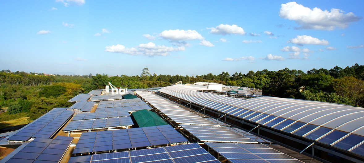 The World Banks On Sunshine New Un Backed Renewable