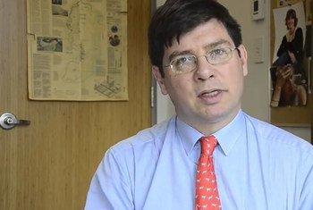 Le Rapporteur spécial sur les droits des migrants, François Crépeau.