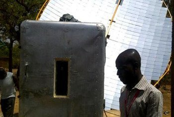 2011 SEED Winner. Solar bread oven in Burkina Faso.