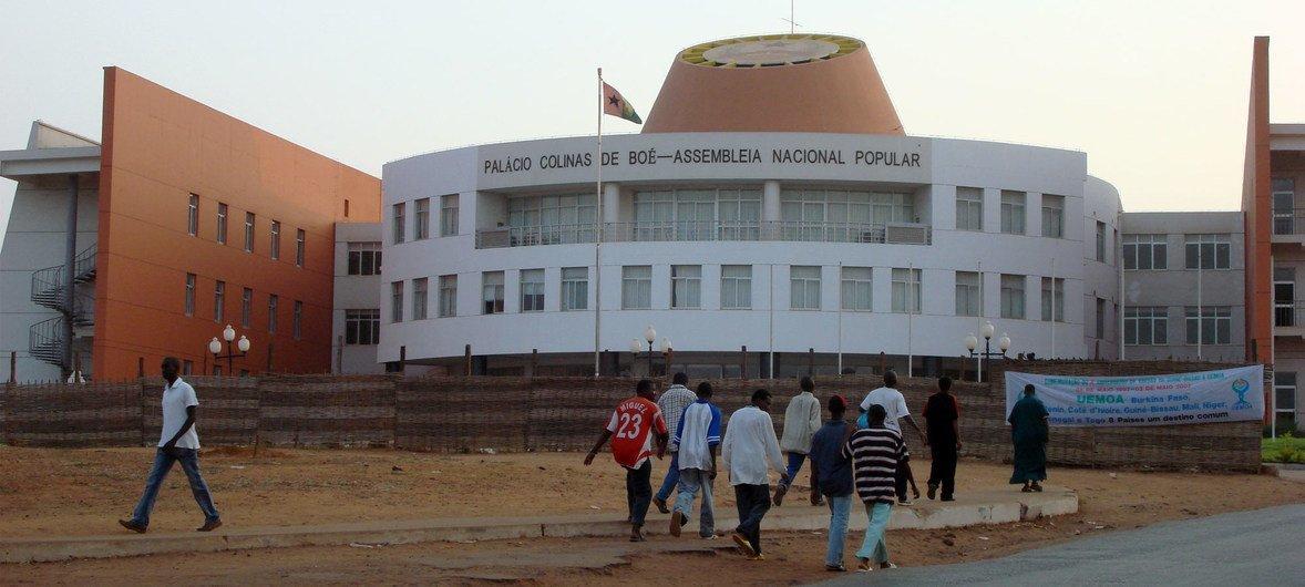 Eleições para eleger membros da Assembleia Nacional da Guiné-Bissau decorrem a 10 de março