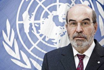 Le Directeur général de la FAO José Graziano da Silva