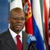 Amb. Baso Sangqu of South Africa