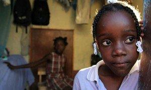 Deux ans après le séisme, les enfants d'Haïti restent les plus vulnérables.