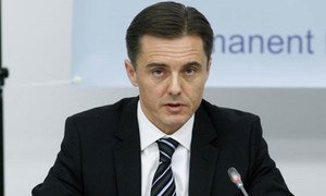 Ambassador Miloš Koterec of the Slovak Republic.