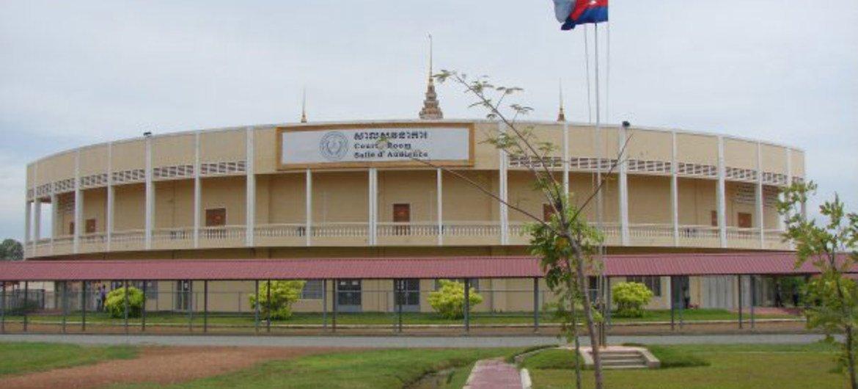 Les Chambres extraordinaires des tribunaux cambodgiens (les « CETC ») .