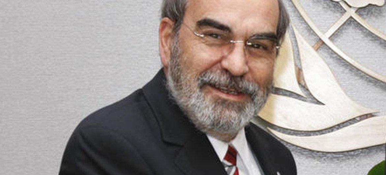 Le Directeur-General de FAO José Graziano da Silva.