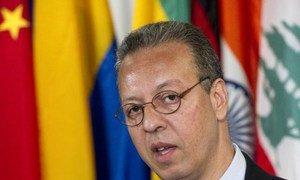 Special Adviser for Yemen Jamal Benomar.