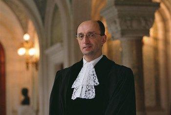 Judge Peter Tomka.