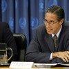 Le Sous-Secrétaire général des Nations Unies aux affaires politiques, Oscar Fernandez-Taranco. Photo ONU/Paulo Filgueiras