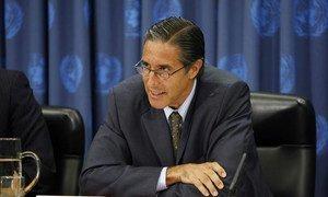 Assistant Secretary-General for Political Affairs Oscar Fernandez-Taranco.