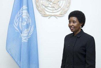 Deputy Secretary-General Asha-Rose Migiro.
