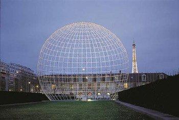 Le siège de l'UNESCO à Paris. Photo UNESCO/M. Ravassard